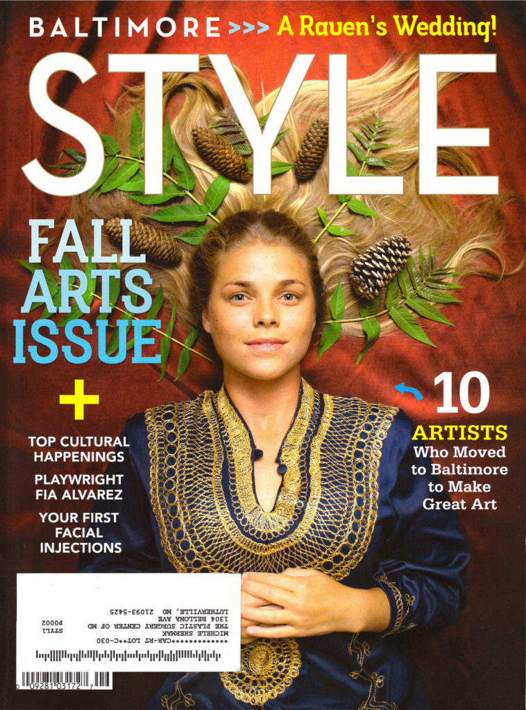 Style Magazine cover Sept 2016